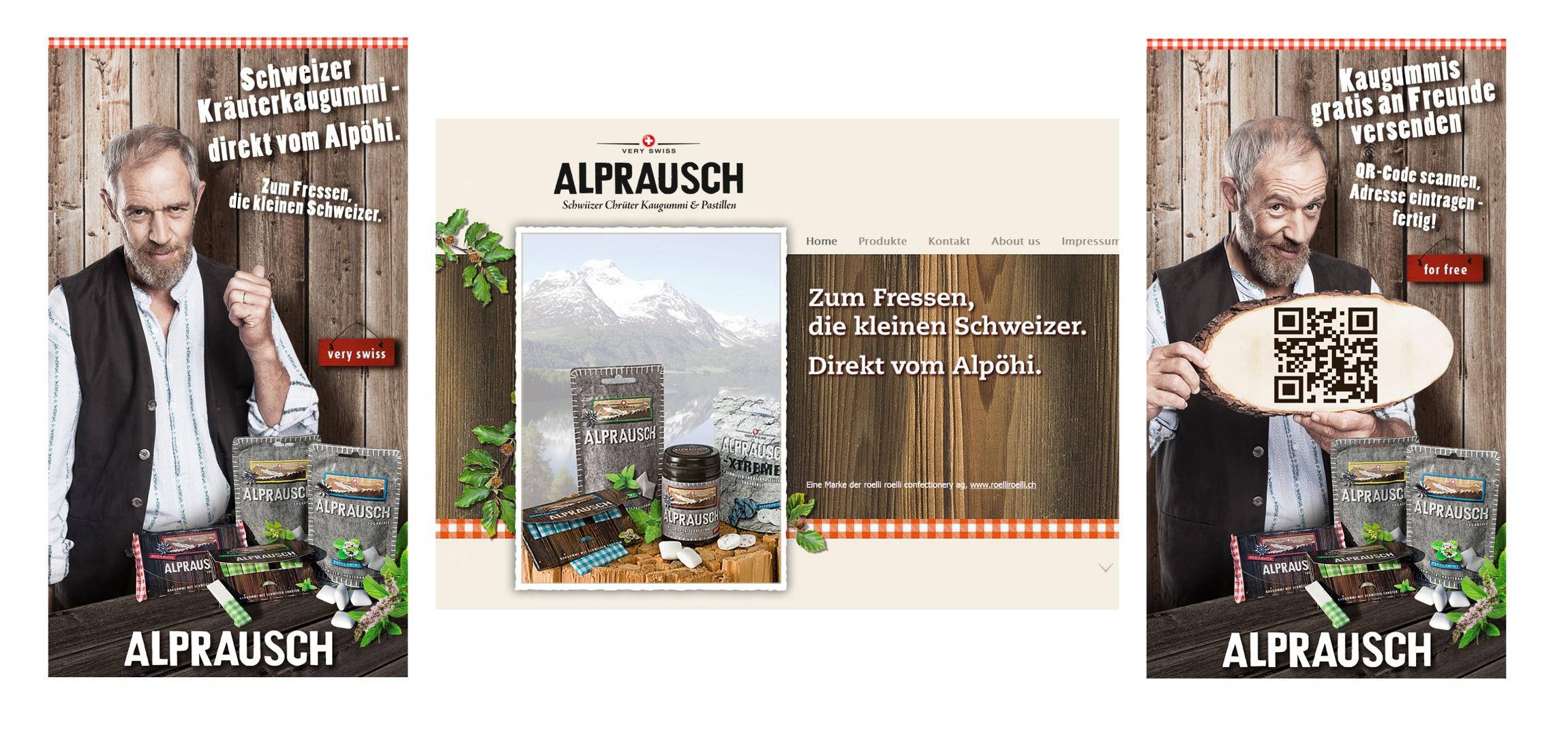 Alprausch model_website_prints advertising - ohne Rahmen